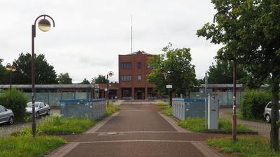 Bahnhofsvorplatz Achern