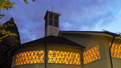 Katholische Kirche St. Bernhard Fautenbach