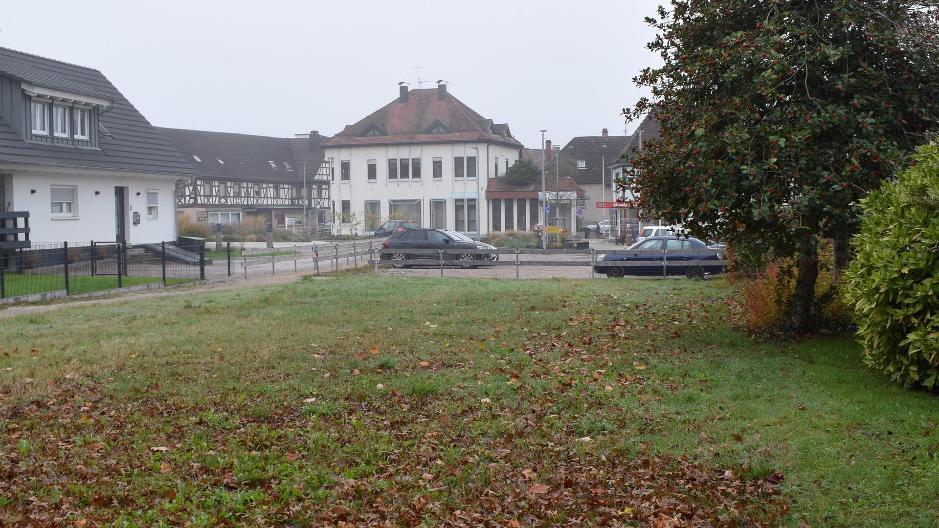 Freifläche am Kindergarten in Oberachern