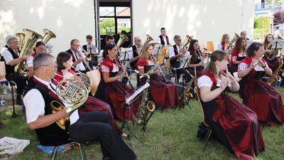 Neun Konzerte der Musikverein in der Stadt Achern