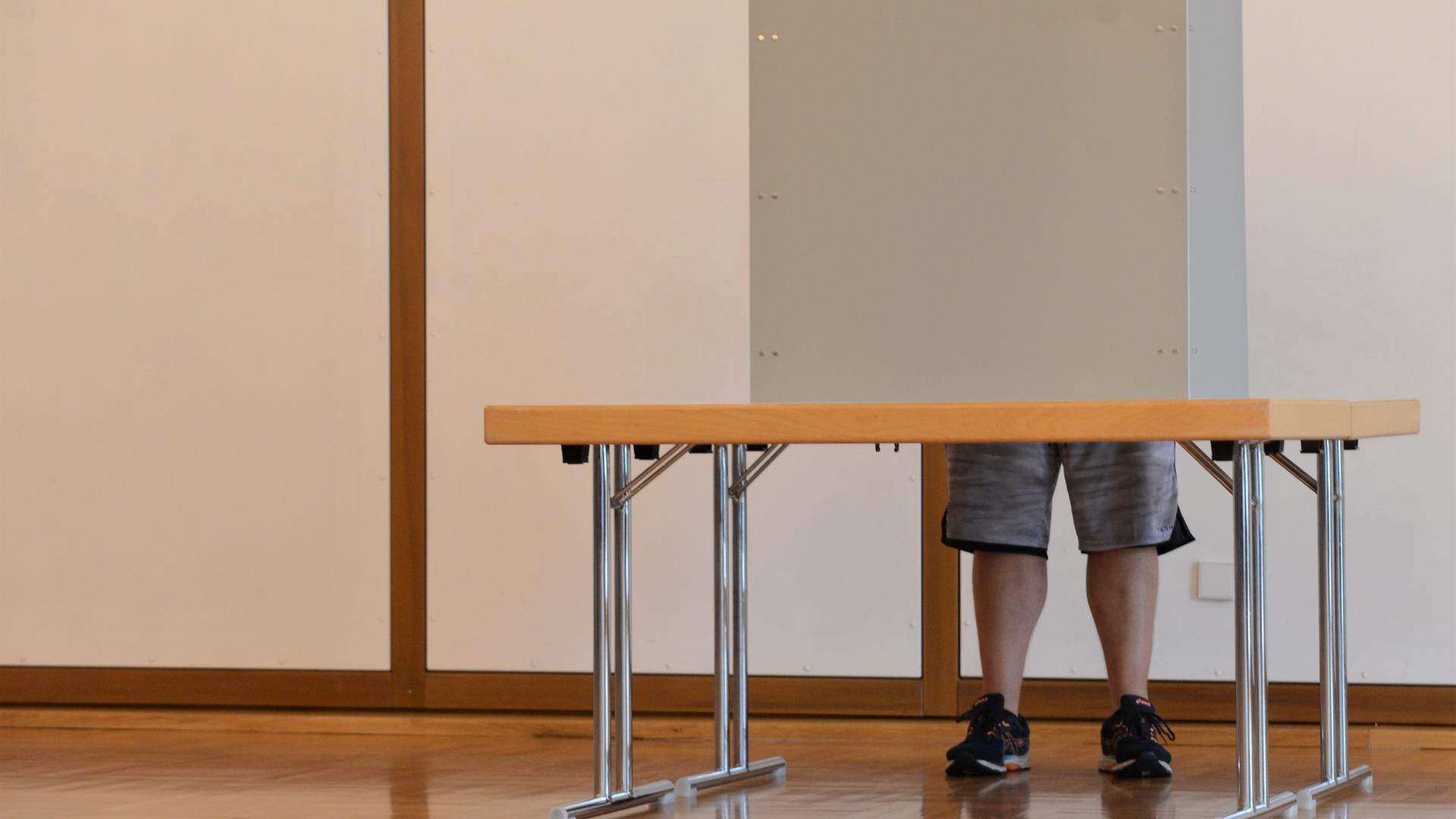 Wahl Rathaus Achern 26.09