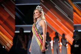 """Nadine Berneis aus Stuttgart ist die neue """"Miss Germany""""."""