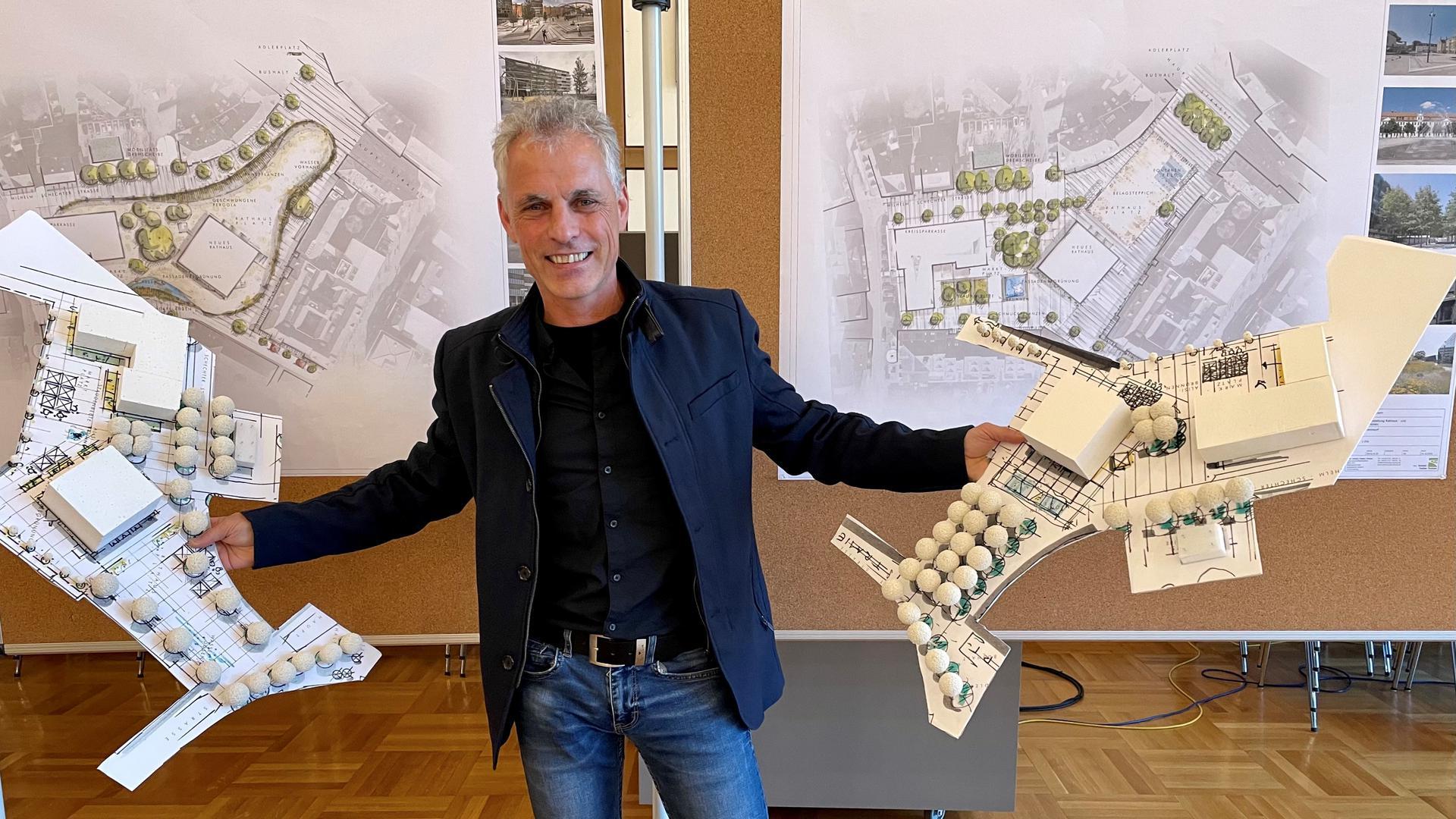 alexander Buchmüller/Büro Schmid, Treiber und Partner Leonberg