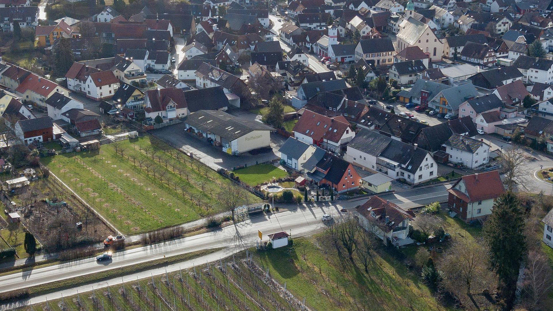 Standort Dorfzentrum Önsbach
