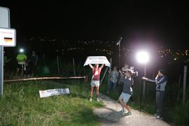 Triumph: Jörg Scheiderbauer bewältigte den Westweg in Rekordzeit.