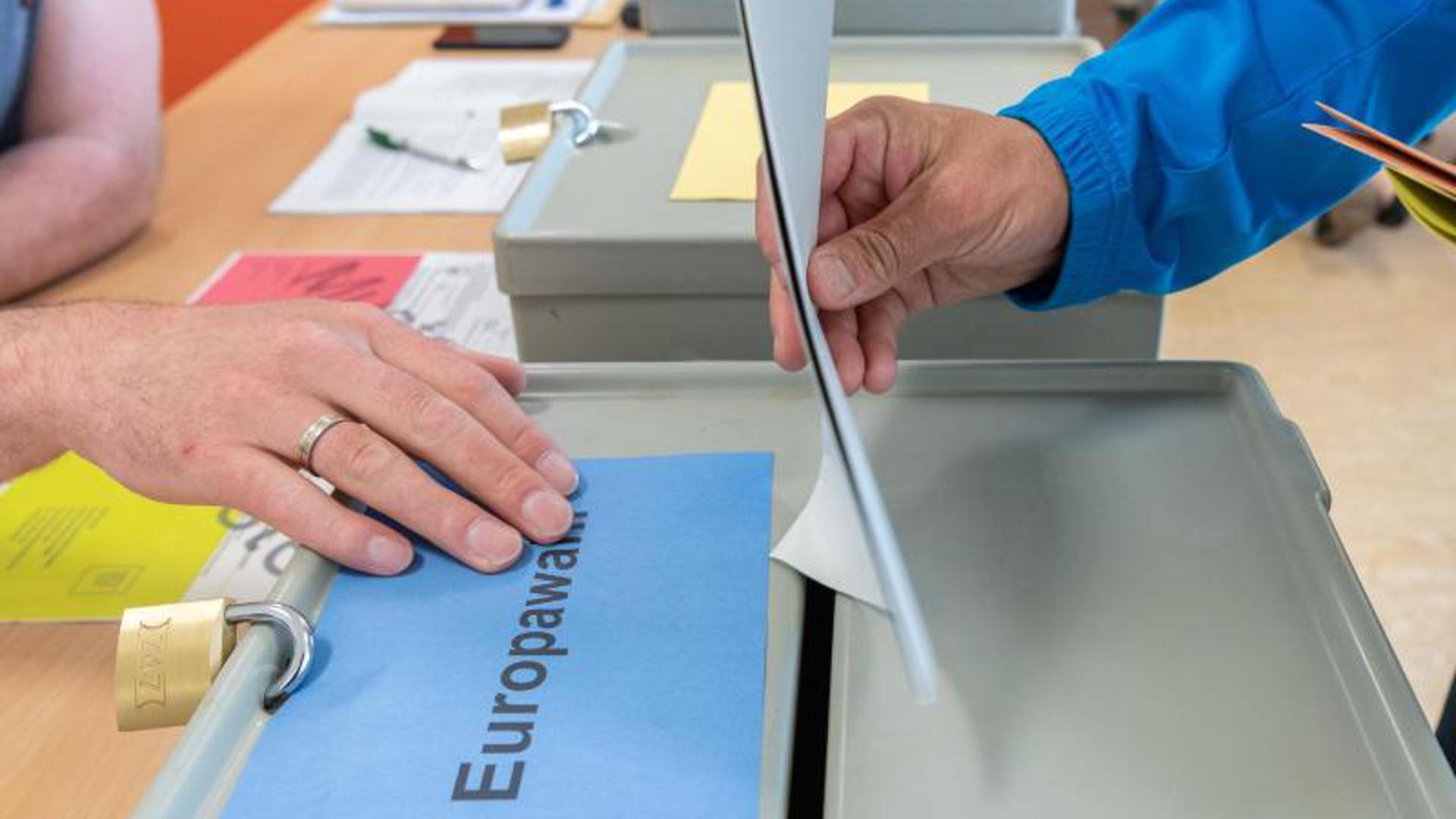 Europawahl in Sachsen