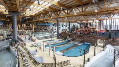 Indoor-Wasserwelt «Rulantica» in Rust