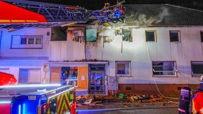 Die Feuerwehr war am Freitagabend in Appenweier-Urloffen im Einsatz.