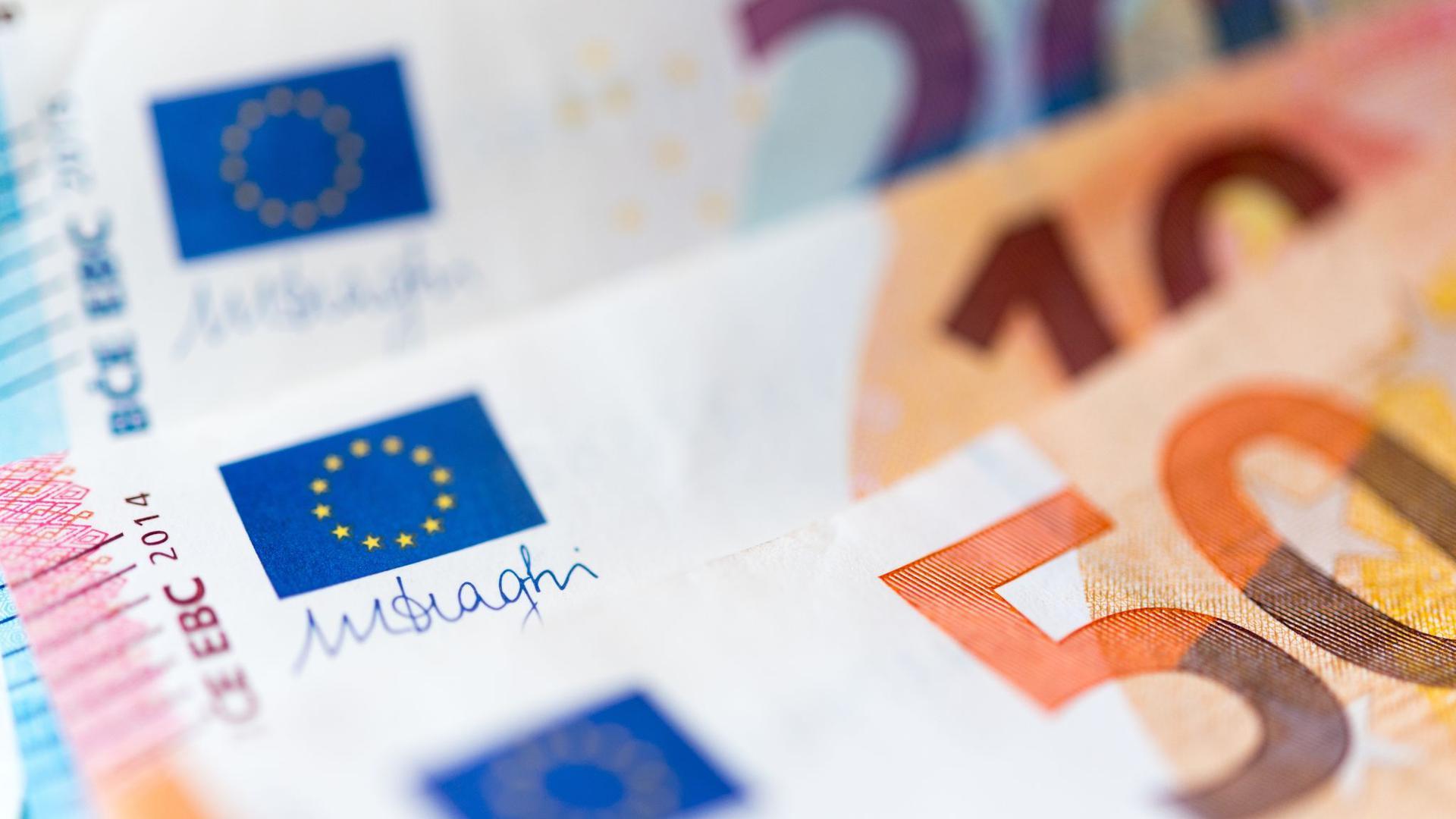 In Deutschland zieht die Inflation wieder an,