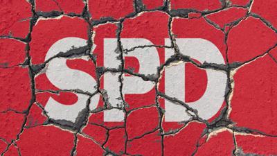 Symbolbild SPD Sozialdemokratische Partei Deutschland