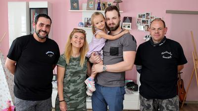 Fortsetzung der Geschichte um die kranke Mona in Kappelrodeck: Ende des Monats geht es für sie nach Ungarn für weitere Therapien