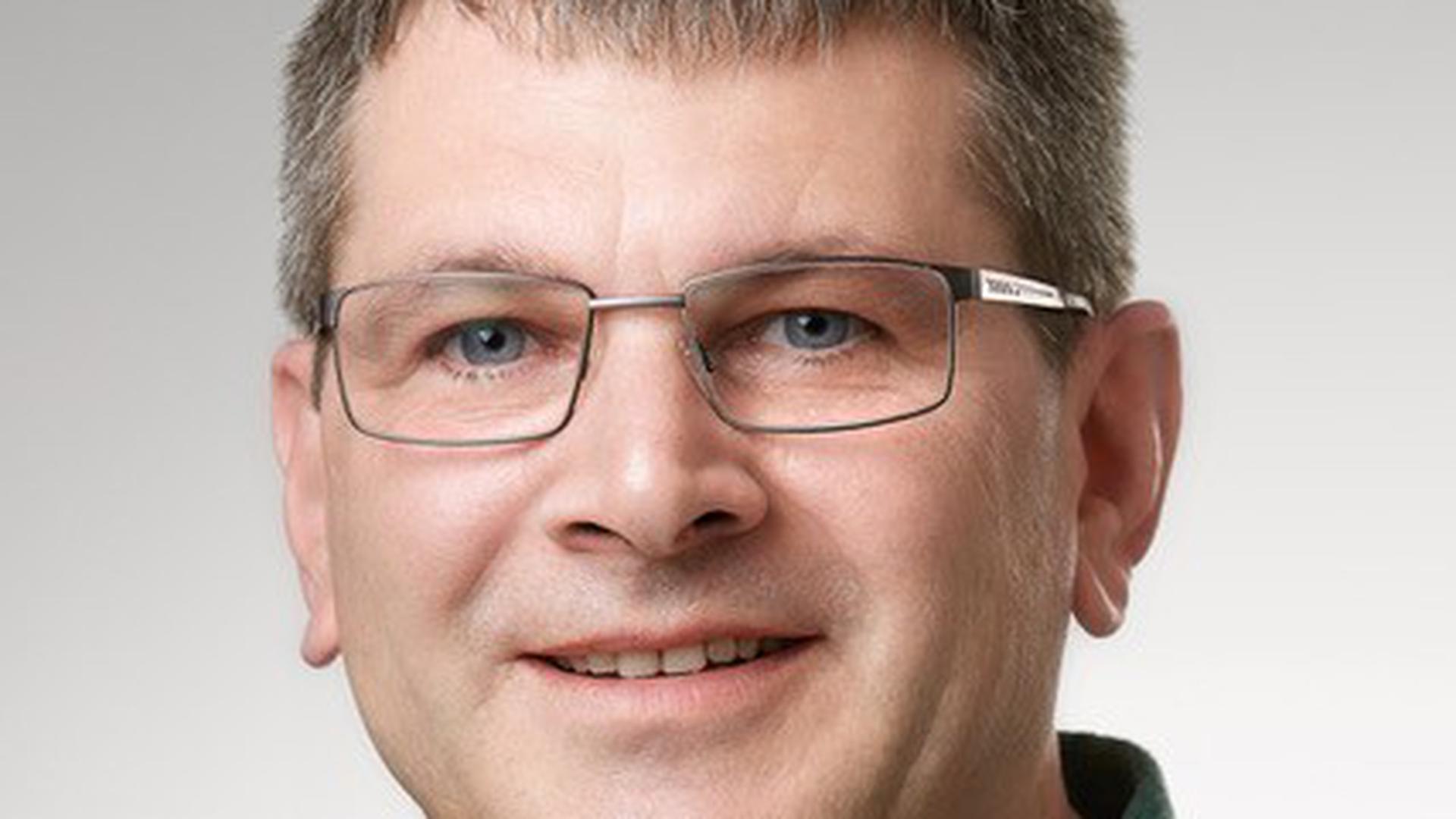 Porträtfoto von Wolfgang Britz