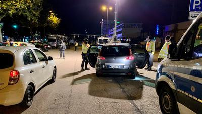 Kontrolle Polizei Kehl