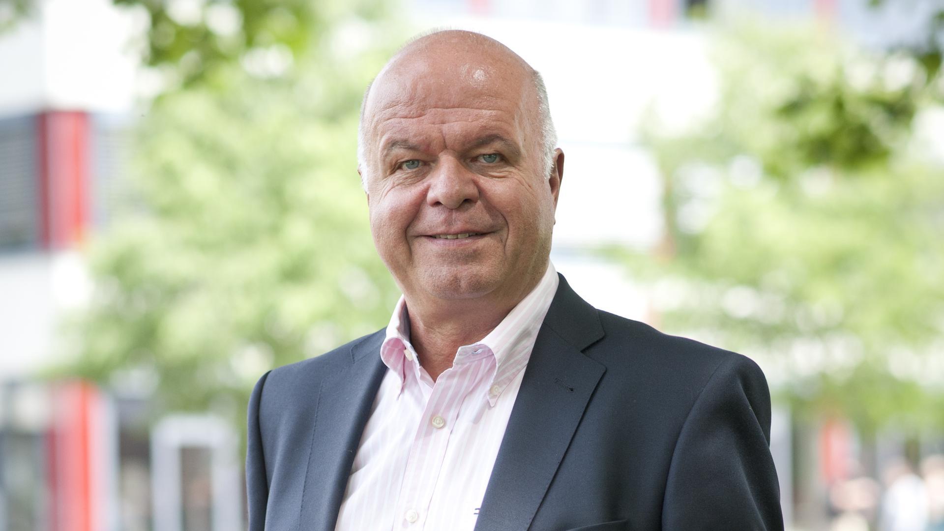 Paul Witt ist Experte für Bürgermeister-Forschung und ehemaliger Rektor der Verwaltungshochschule Kehl.