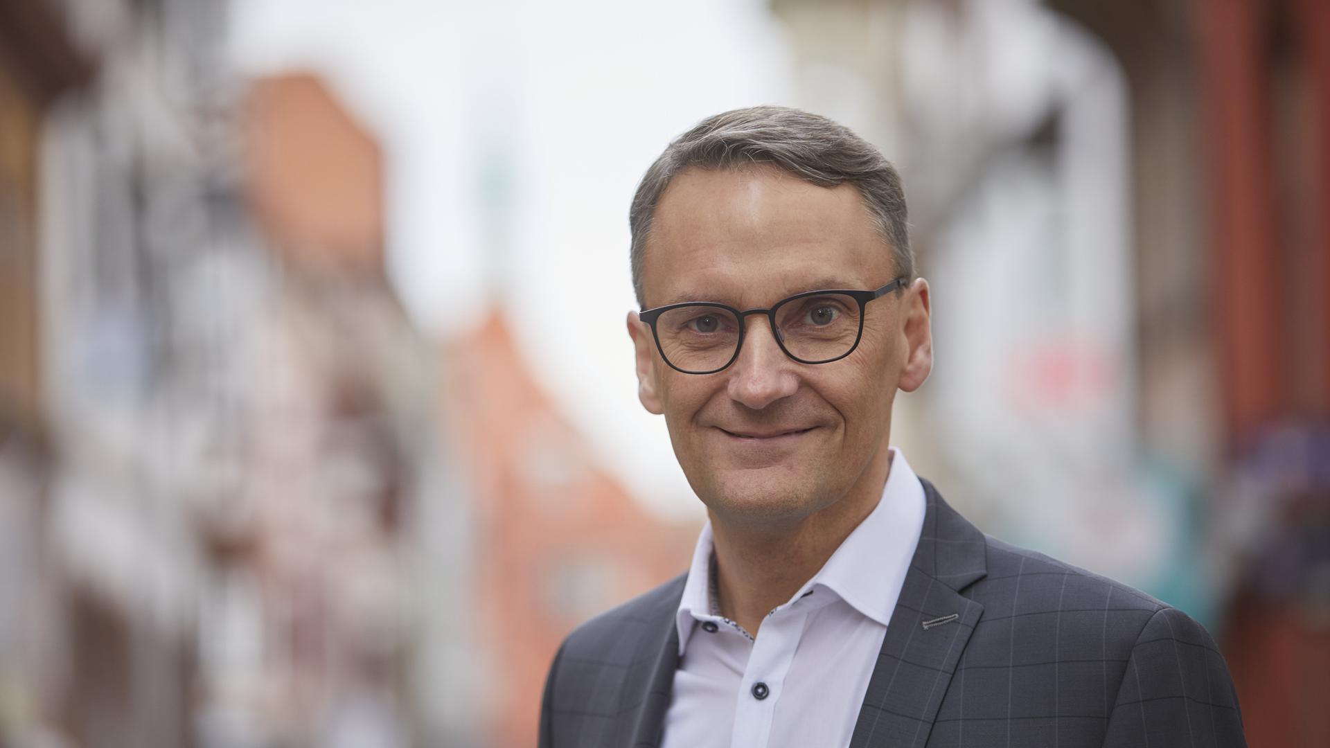 Markus Ibert, Oberbürgermeister der Stadt Lahr