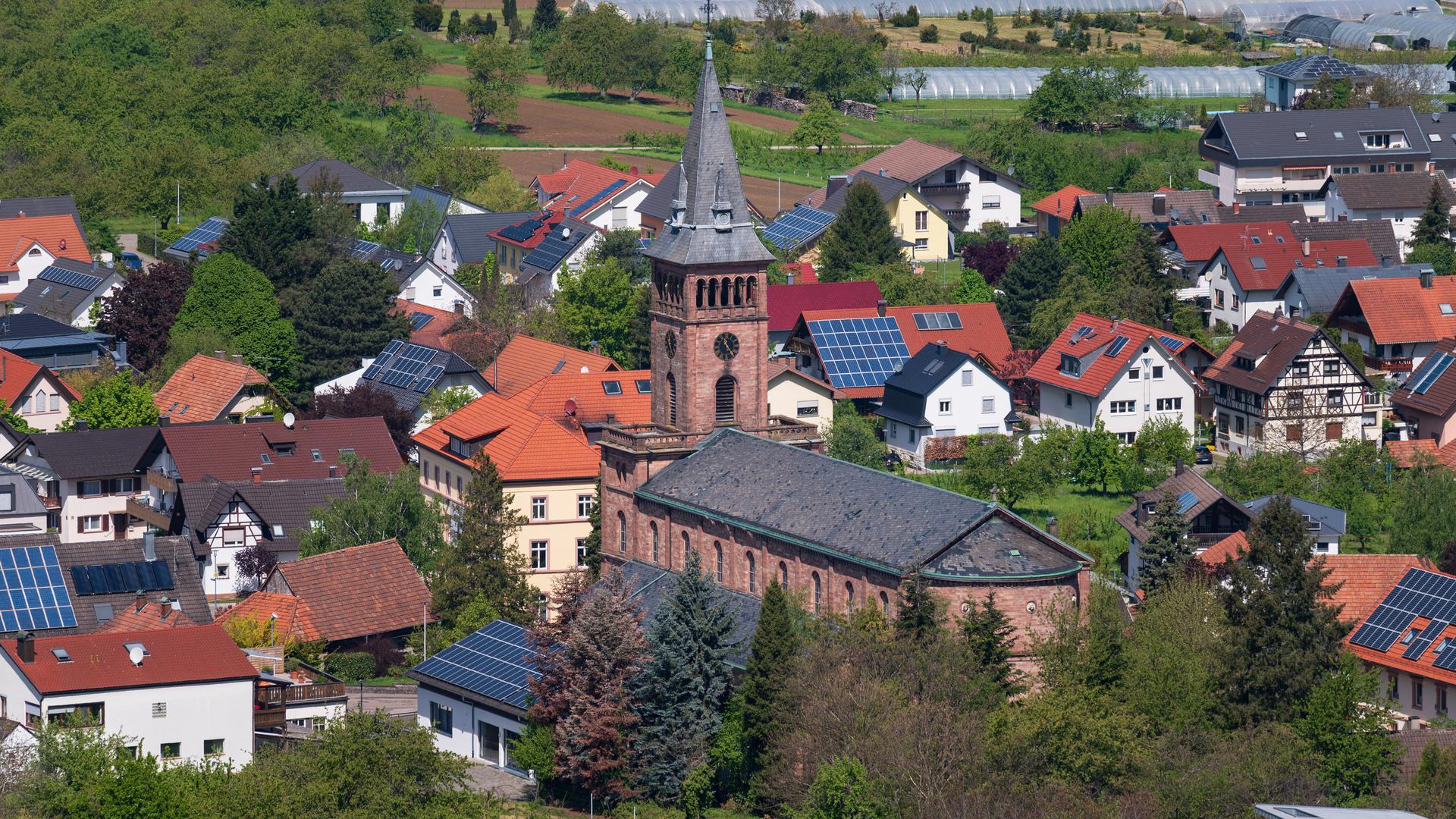 Kirche St. Leonhard in Lauf