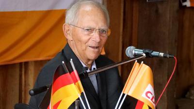 Auftakt der Wahlkampfveranstaltungen der CDU auf dem Hof von Franz-Josef Müller #wk284