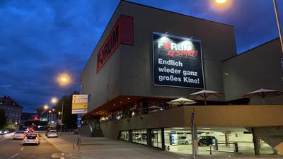 Endlich wieder ganz großes Kino26.08.2020, BZ - OFB: Endlich wieder ganz großes Kino: Das Forum in Offenburg  öffnet diesen Mittwoch wieder und hofft auf konstante BesucherzahlenHelmut Seller