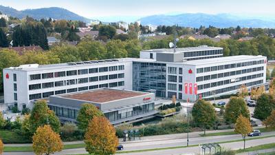 Hauptsitz Sparkasse Offenburg