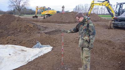 Ausgrabung Rheinau-Diersheim