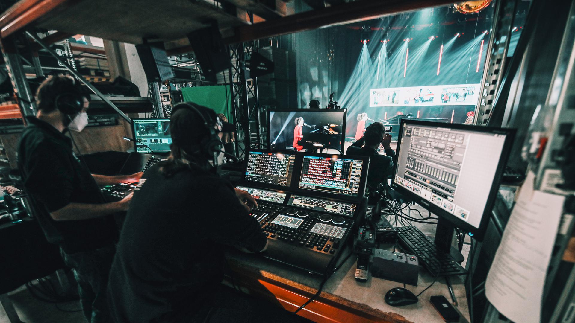 Studio Stage Concept