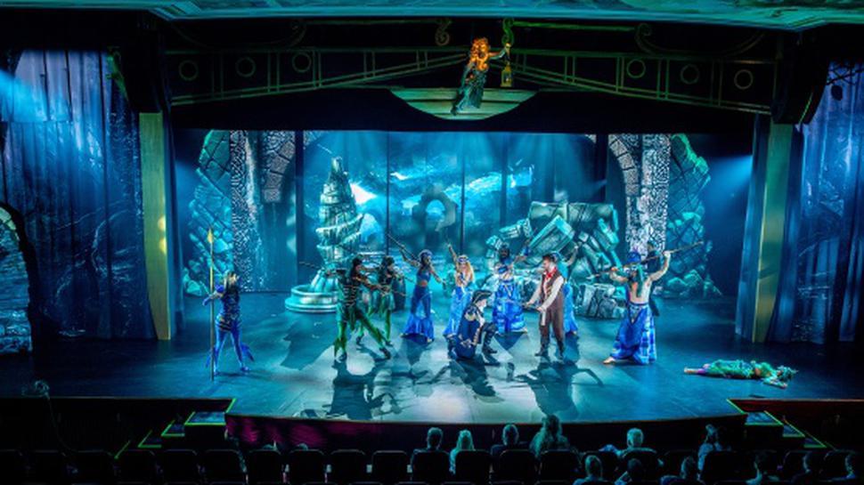 Rulantica - The Musical ist vom 04. Mai bis zum 27. Oktober 2019 zu sehen.