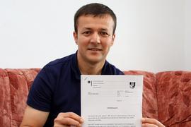 Afghane Fakhruddin Muradi aus Sasbach arbeitete in Kundus für deutsche Polizei