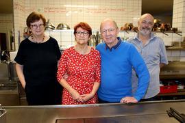 Abschiedsfeier Hotel Talmühle und Schließung - kein Altenpflegeheim - Neubeginn Frühjahr 2022