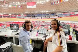 Michael Krämer aus Sasbachwalden kommentiert live von den Olympischen Spielen