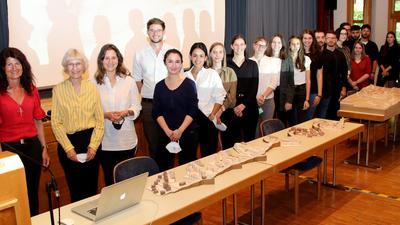 Studenten TH Karlsruhe stellen in Sasbachwalden ihre Ideen für das Wagner-Kliniken-Areal vor