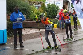 Rollski-Lauf in Seebach