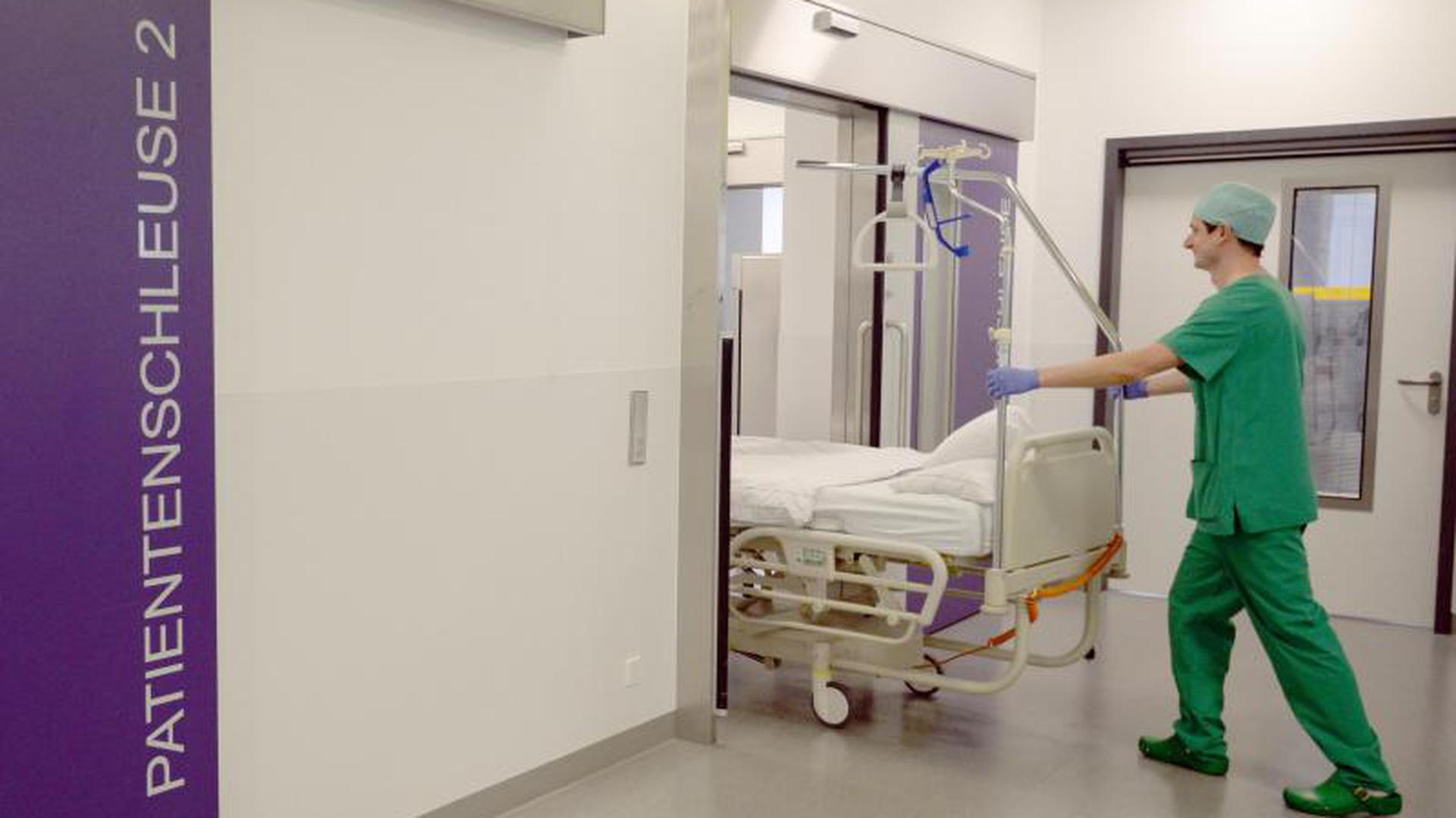 Krankenhauspfleger
