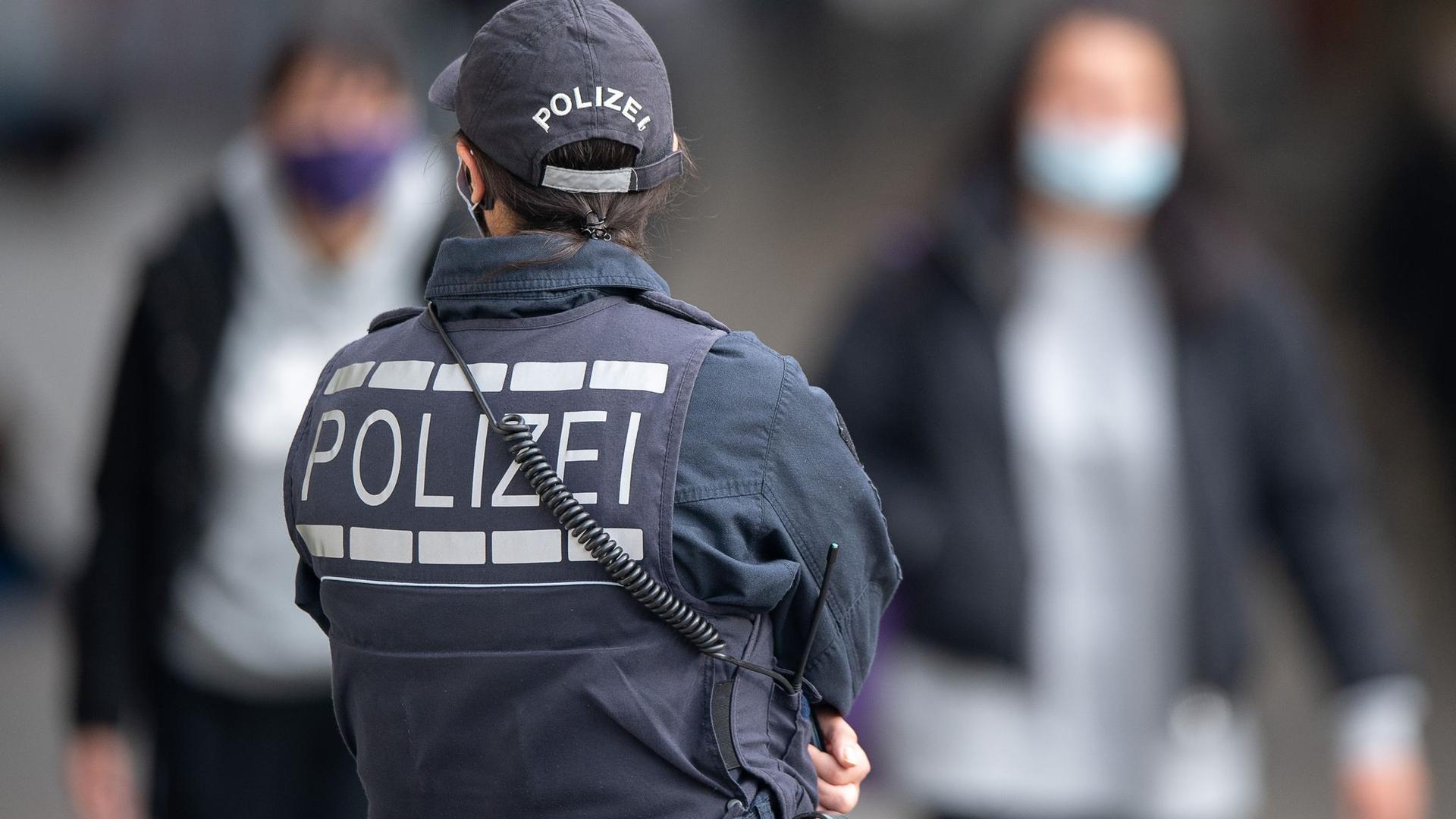 """""""Verbrechen machen nicht an der Landesgrenze Halt"""", wird Innenminister Thomas Strobl (CDU) in einer Mitteilung vom Donnerstag zitiert."""