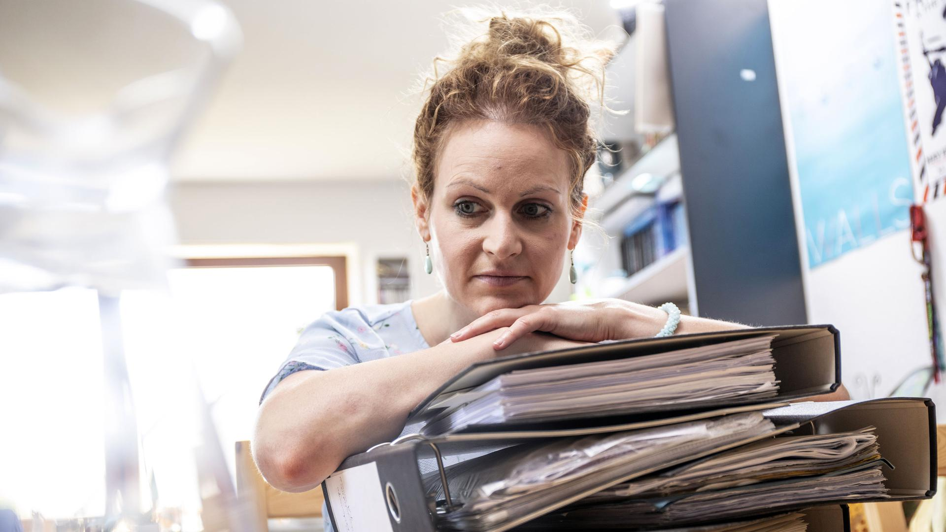 Der Rechtsstreit mit Bayer belastet Felicitas Rohrer seit vielen Jahren.
