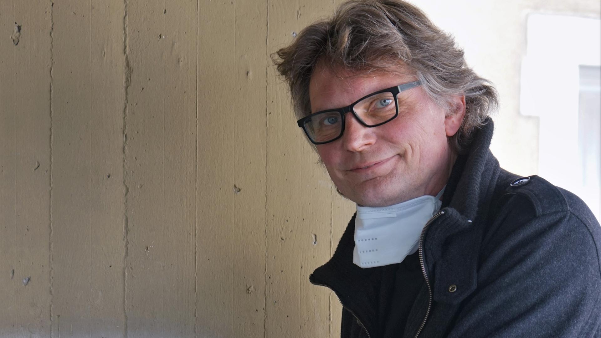 Hat seine Stimme bereits am Mittwoch per Briefwahl abgegeben: Thomas Hentschel von den Grünen erhält das Direktmandat im Wahlkreis Rastatt.
