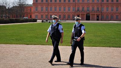 Streife, Polizei
