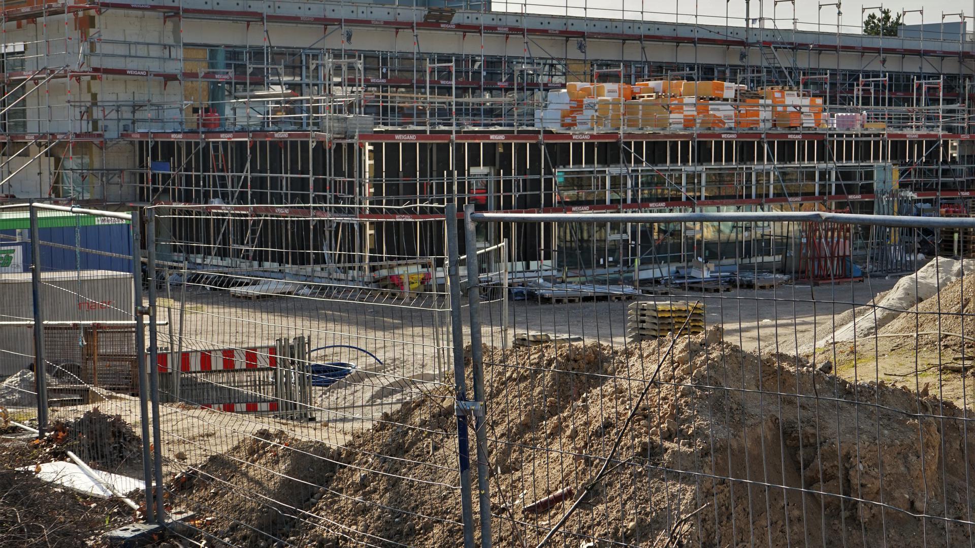 Neubau Hans-Thoma-Schule