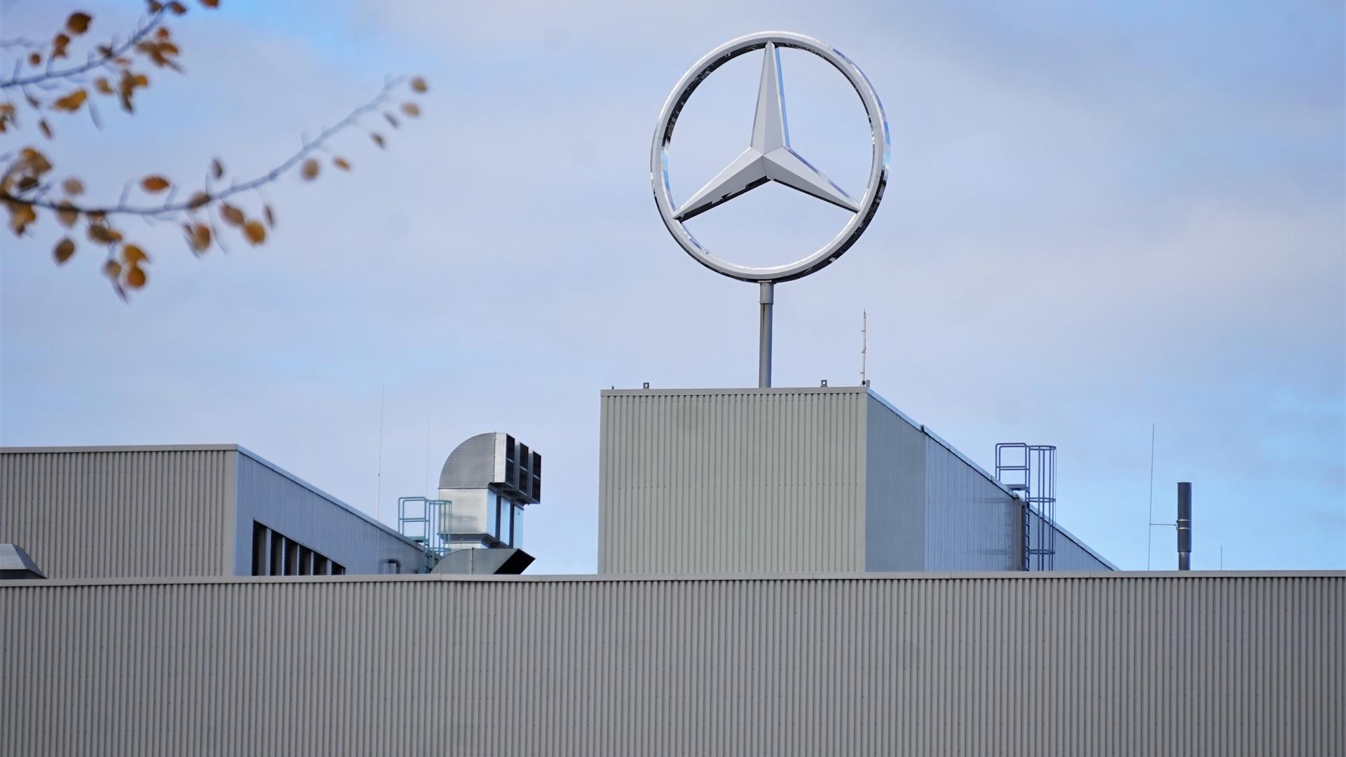 Benz-Werk Rastatt.