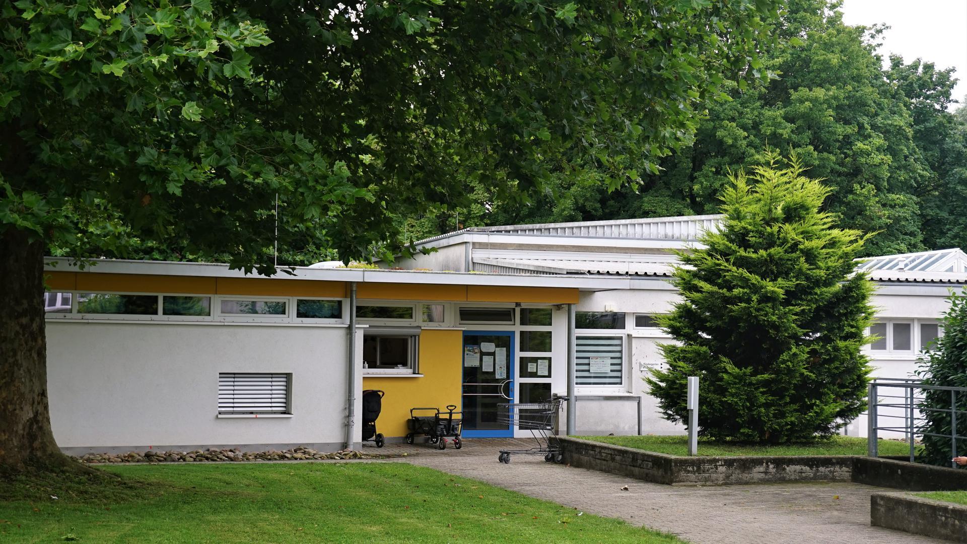 Kindergarten Heilig Kreuz in Rastatt