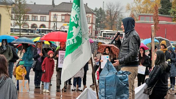 Fridays-for-Future in Rastatt