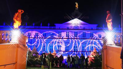 Schlossweihnacht Rastatt 2017