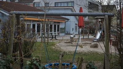 Ein Kindergarten.
