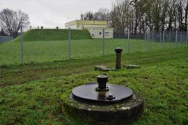 PFC Wasserwerk Rastatt-Förch 20.01.2020 Die PFC Werte im Wasserwerk Förch des Wasserversorgungsverbands Vorderes Murgtal entsprechen den Grenwerten. Foto: Collet