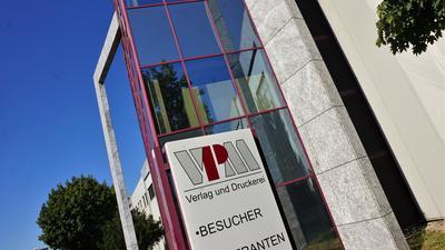 Ein Gebäude mit deiner Glasfront.