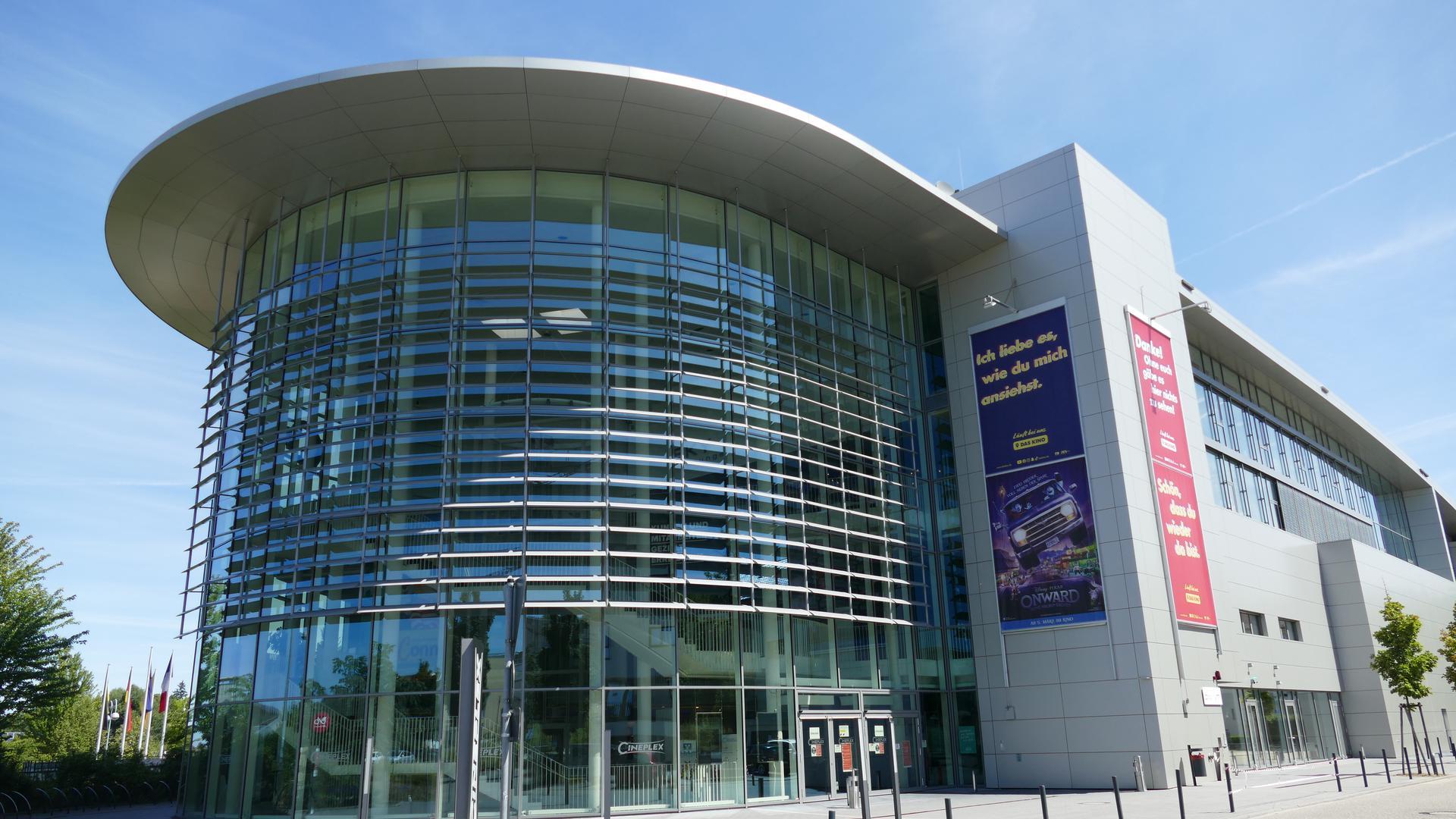Für das Cineplex Kino in Baden-Baden war das Jahr 2020 herausfordernd. Ob das Jahr 2021 besser wird, steht noch in den Sternen.