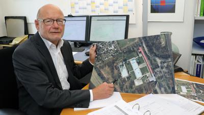Rudi Lehnert, Harrer Ingenieure Karlsruhe