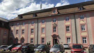 Sirene auf dem LWG in Rastatt