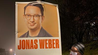 SPD-Landtagskandidat Jonas Weber, Rastatt