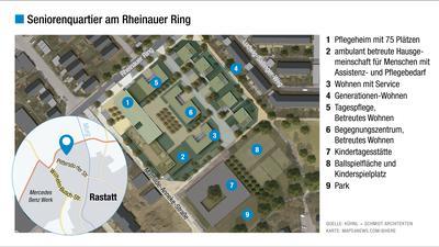 Seniorenquartier Rheinauer Ring