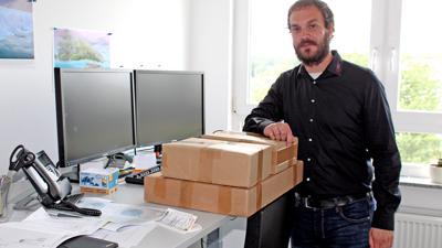 Ernüchternde Bilanz: Pro Online-Workshop gingen bei Klimaschutzmanager Simon Friedmann nur zwei bis drei Anmeldungen ein. Die Ergebnisse sollen jetzt auf anderem Wege präsentiert werden.